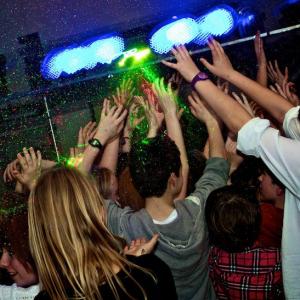 Teenage Disco's